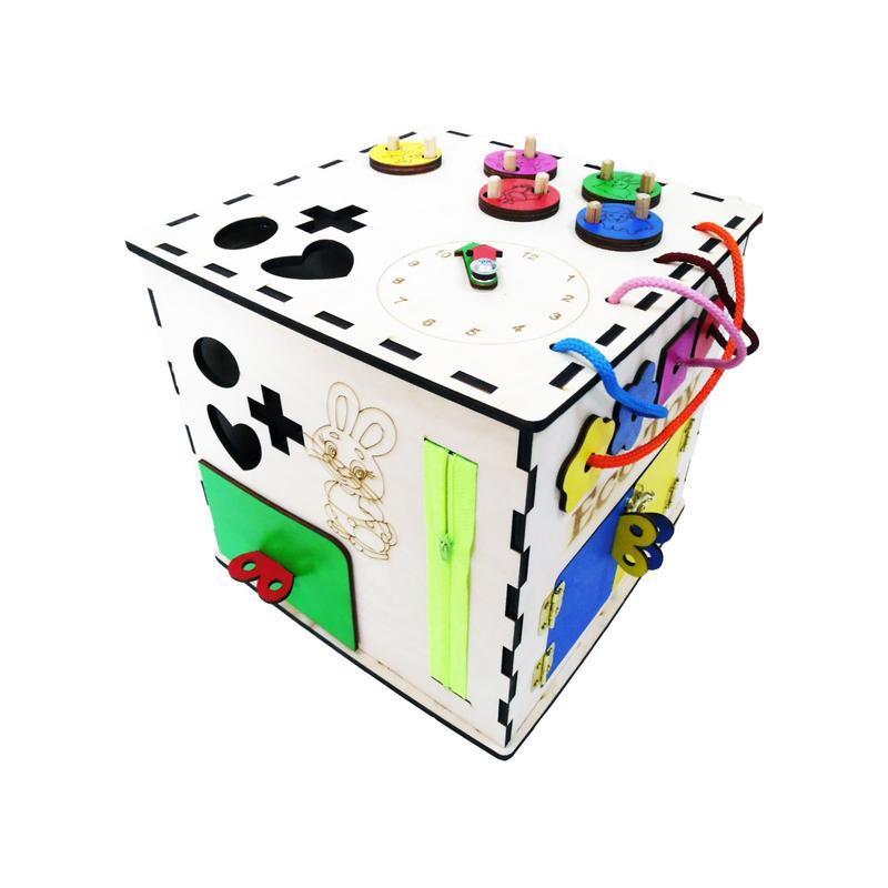 Бизикуб – розвиваюча іграшка