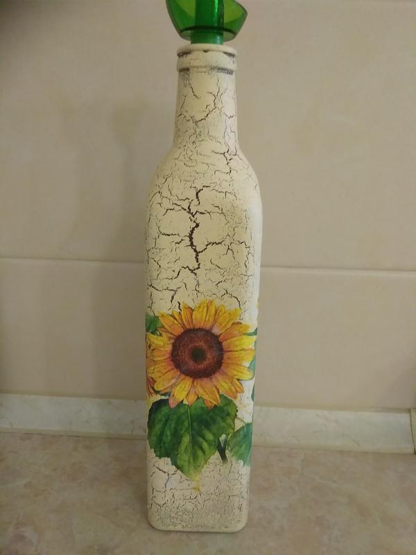 Бутылка для масла
