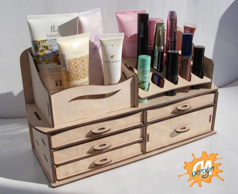 Органайзер для косметики, парфюмерии, украшений, пенал, шкаф для косметики