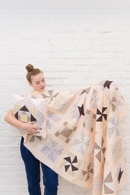 Лоскутное Покрывало-одеяло в стиле пэчворк-подарки на новоселье-эксклюзивные  подарки