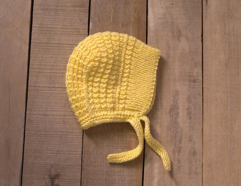 шапка чепчик вязаная для новорожденного ручной работы купить в