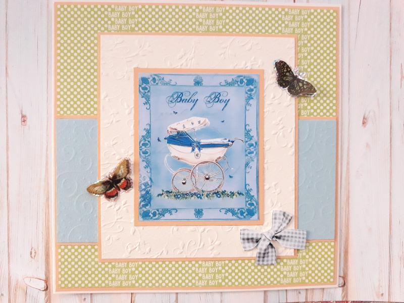 Вышивки открытки на рождение, днем