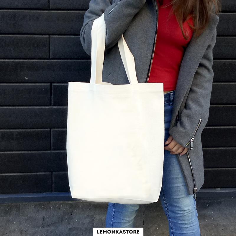 97a23a3a8c79 Белая экосумка / Эко сумка / Сумка женская / сумка-шоппер / Торба ...