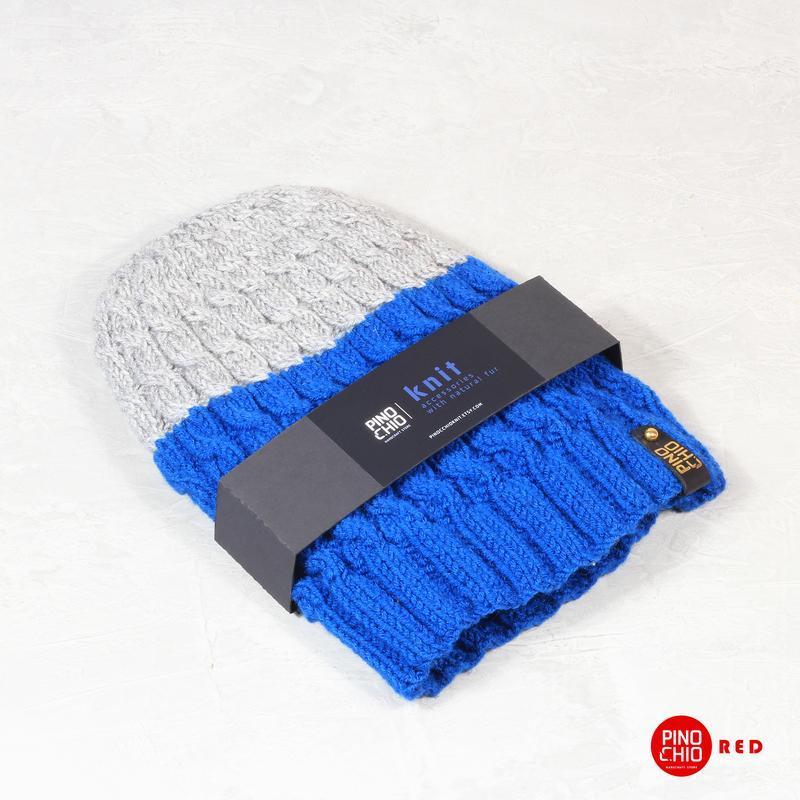 мужская вязаная шапка ручной работы купить в украине 314746