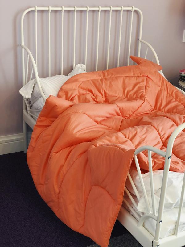 Покрывало одеяло-лист, детский плед, коврик для игр. Коврик - листик для детской.