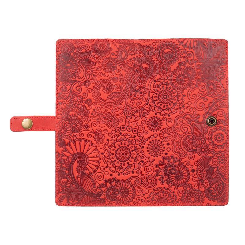 "Тревел-кейс Hi Art TC-01 Shabby Red Berry ""Mehendi Art"""
