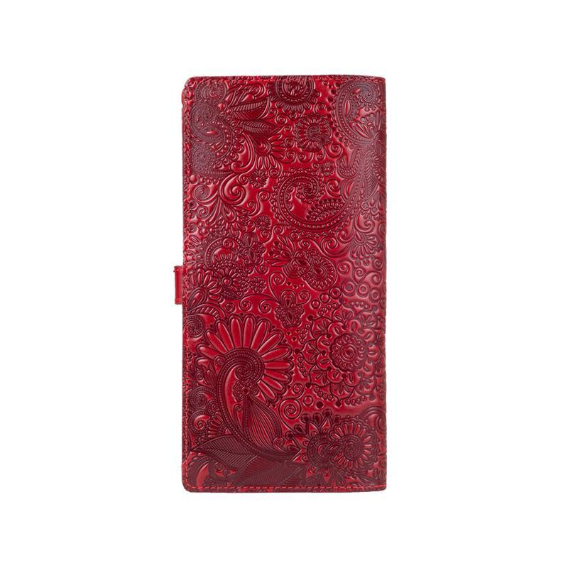 "Тревел-кейс Hi Art TC-01 Crystal Red ""Mehendi Art"""