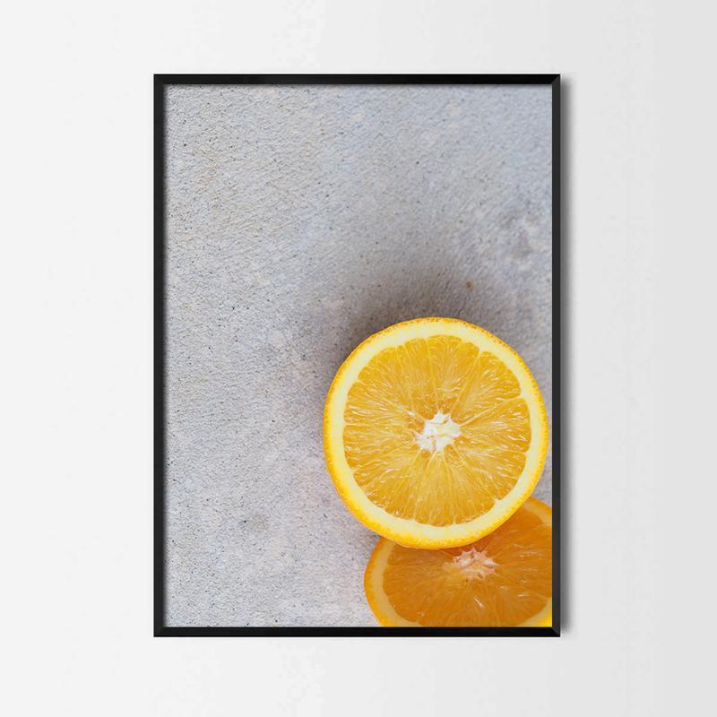 Фотопостер Апельсины