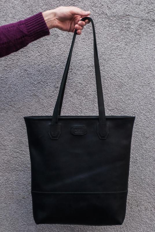 37ad9d786cc1 Женская кожаная сумка шоппер. 06003 ручной работы купить в Украине ...