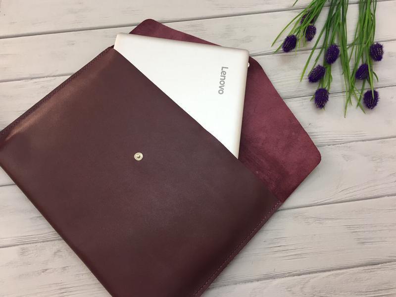 Чехол по ноутбук, клатч, папка под документы