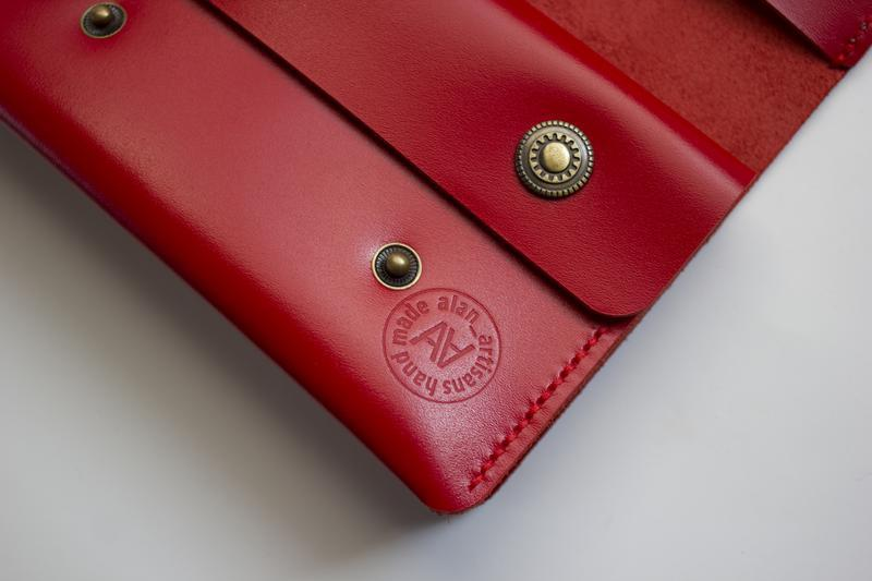 Женский кожаный кошелек для денег и монет