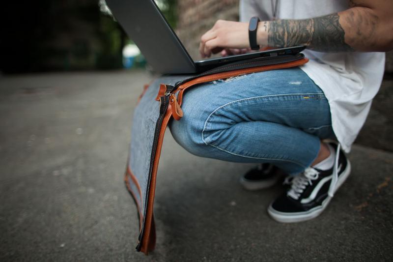Сумки для ноутбуков, подарки мужчине | Aircase Holysaints