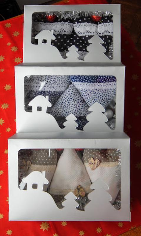 Набор Новогодних игрушек на елку