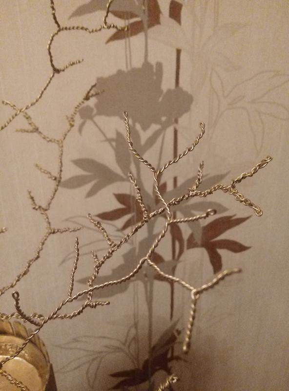 Дерево вешалка для аксессуаров и украшений