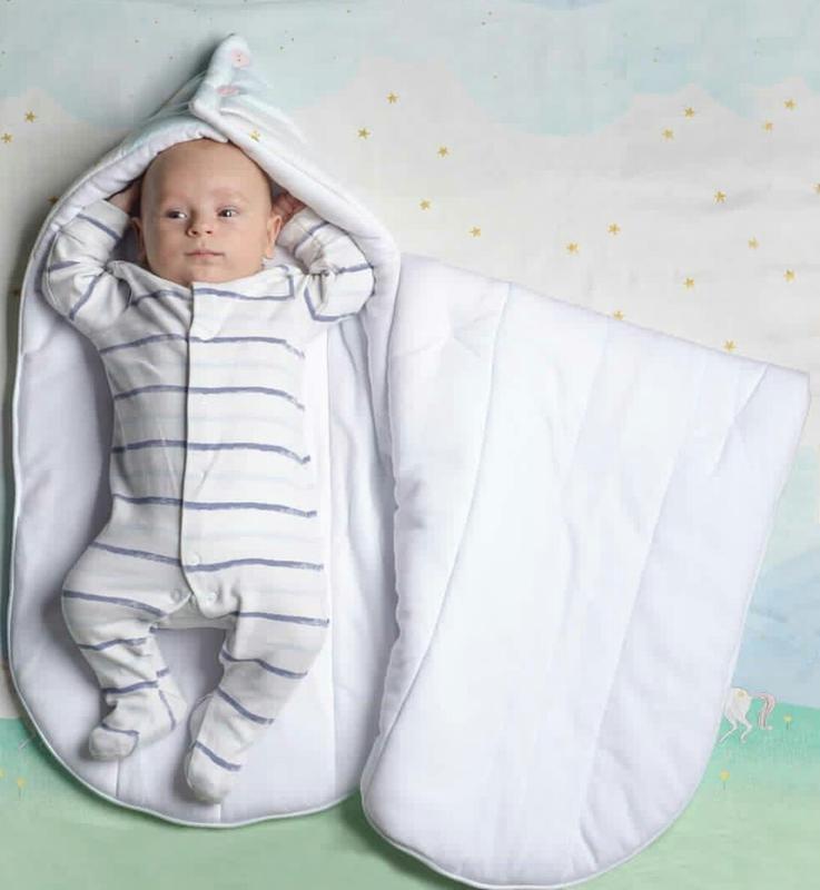Конверт на виписку з пологового для новонароджених