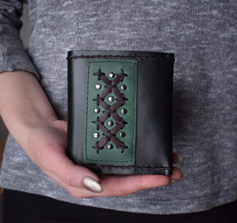 Компактный кошелек