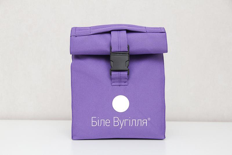 Сумка з логотипом брендова сумка ланч бег lunch bag