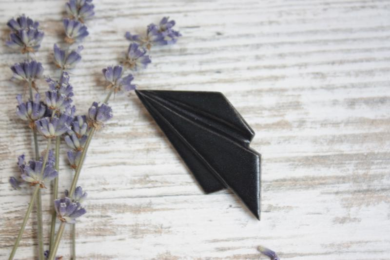 Оригами самолетик