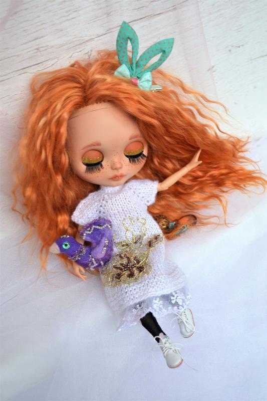 Кукла Блайз, кастом