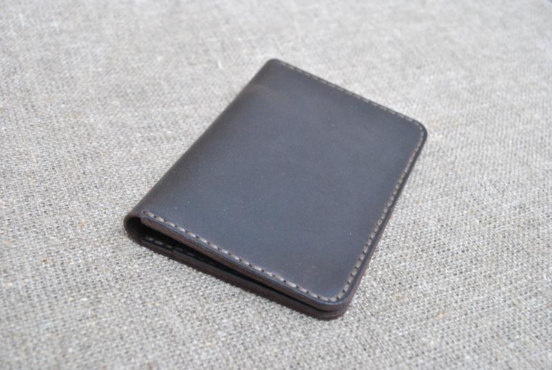 Холдер кожаный для водителя D09-450