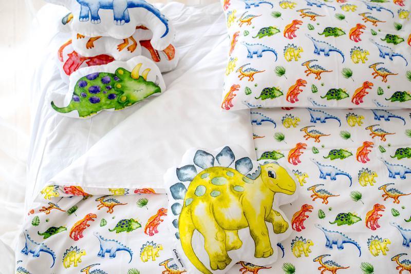 Подушка сплюшка Динозавр