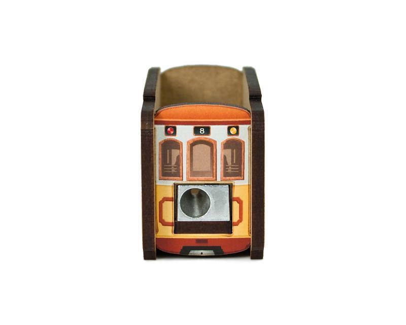 Точилка для карандашей «Ретро Трамвай»