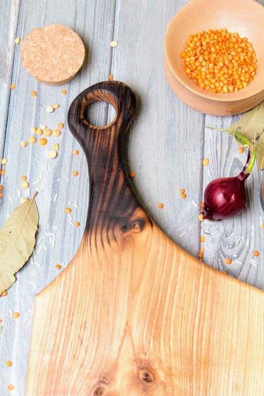 Большая кухонная доска, доска для подачи блюд