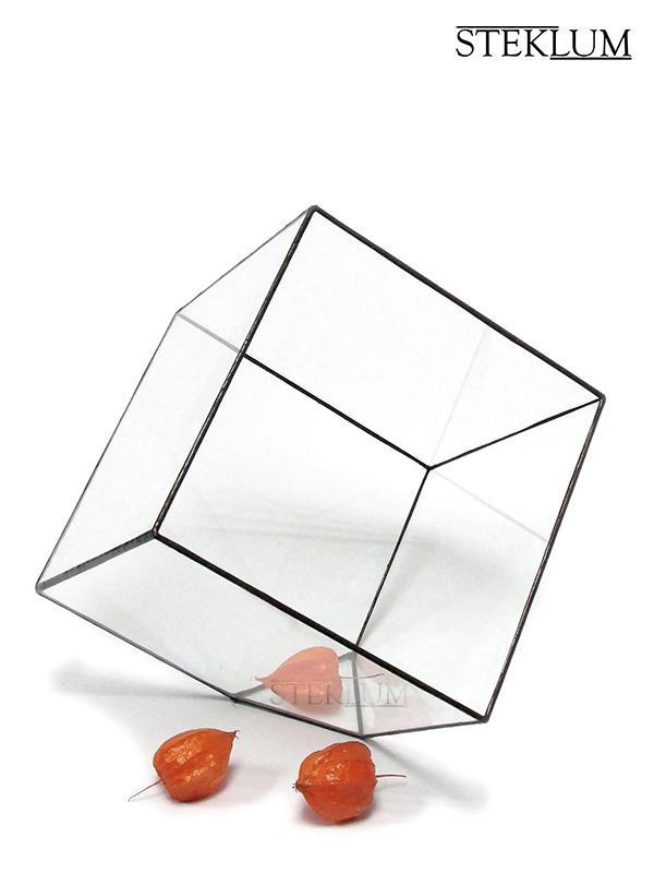 Флораріум №4 mega Cub
