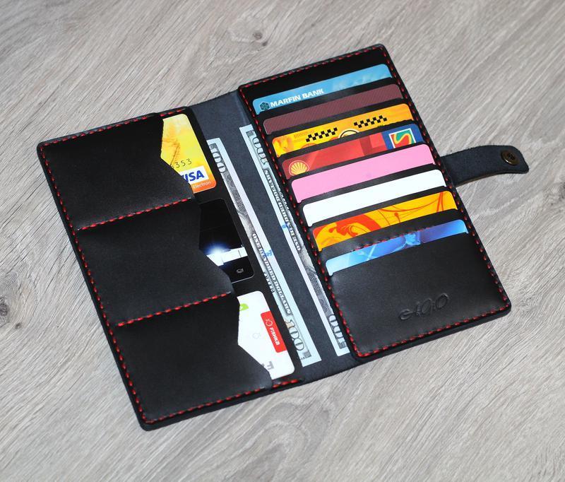 Тревел кейс — клатч — портмоне три в одном!