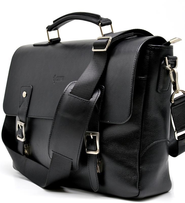Мужская сумка-портфель из кожи GA-3960-4lx TARWA