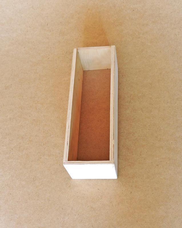 Подарочная коробка Палермо тип В бланже