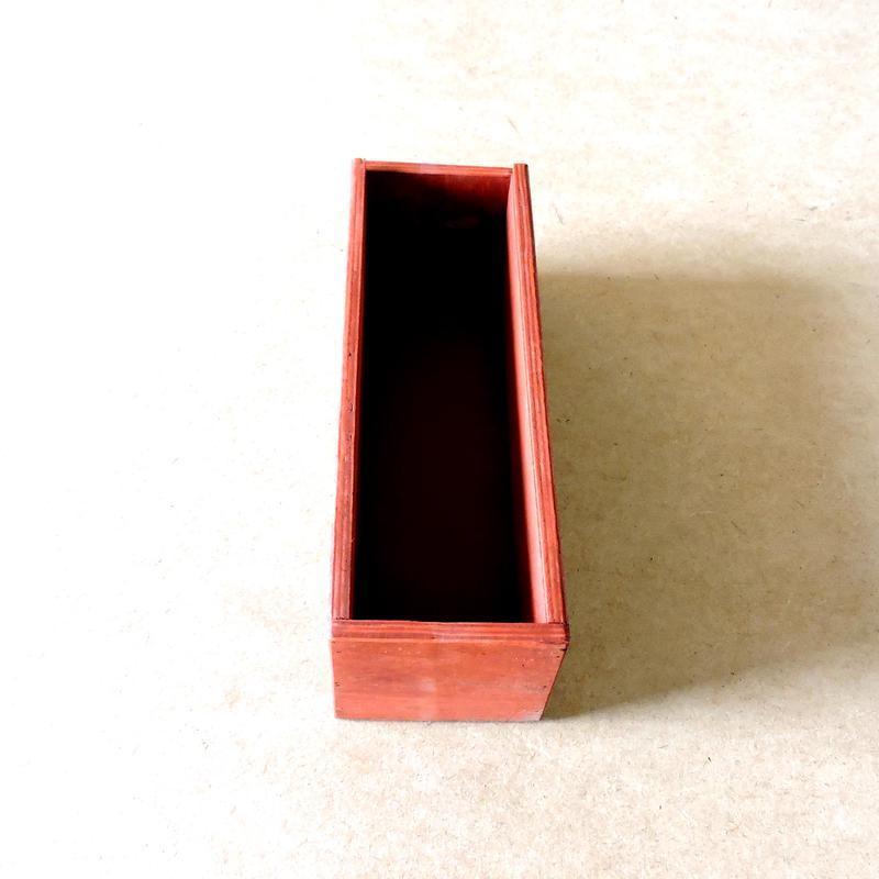Подарочная коробка Палермо тип В коралл