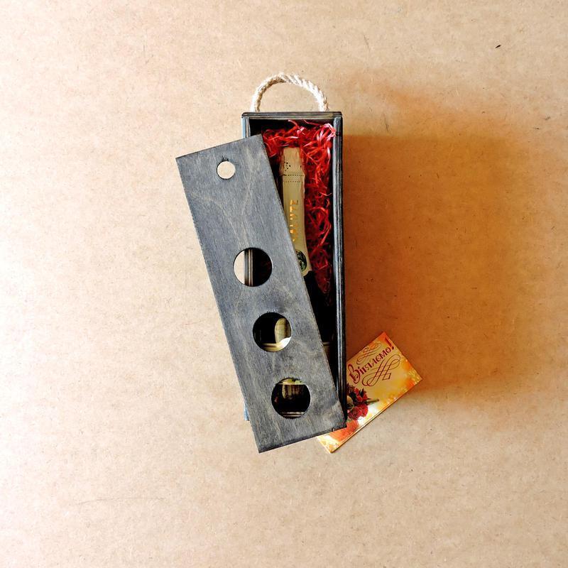 Подарочная коробка Палермо тип В1 морион