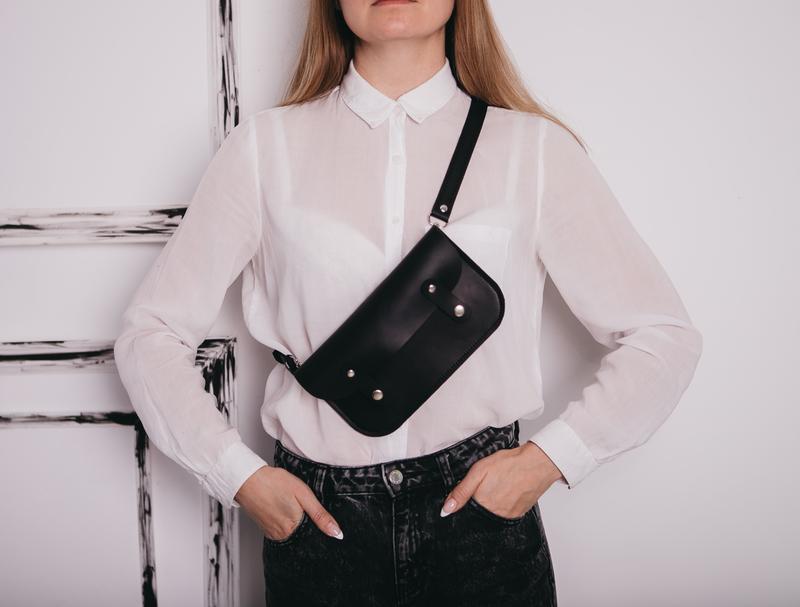 649289309e1d Сумка поясная SLIM, сумка на пояс, сумка на ремне, женская поясная сумка