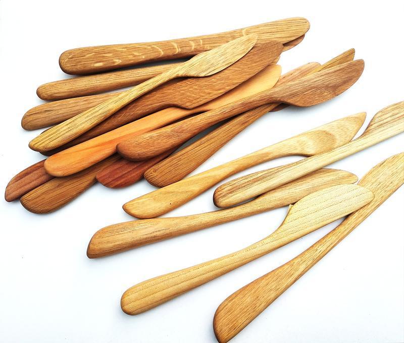 ніж із деревини дерев'яний ніж нож деревянный нож из дерева wooden knife