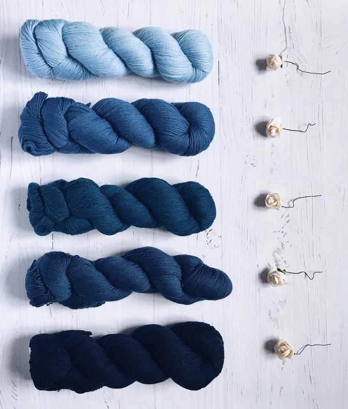 Cascade yarns - Lapis Heather