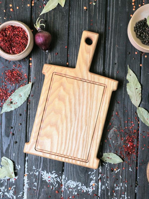 Доска для подачи, кухонная разделочная доска, доска для фуд-фото