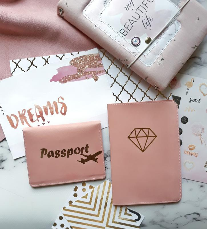 Обкладинка на паспорт ID