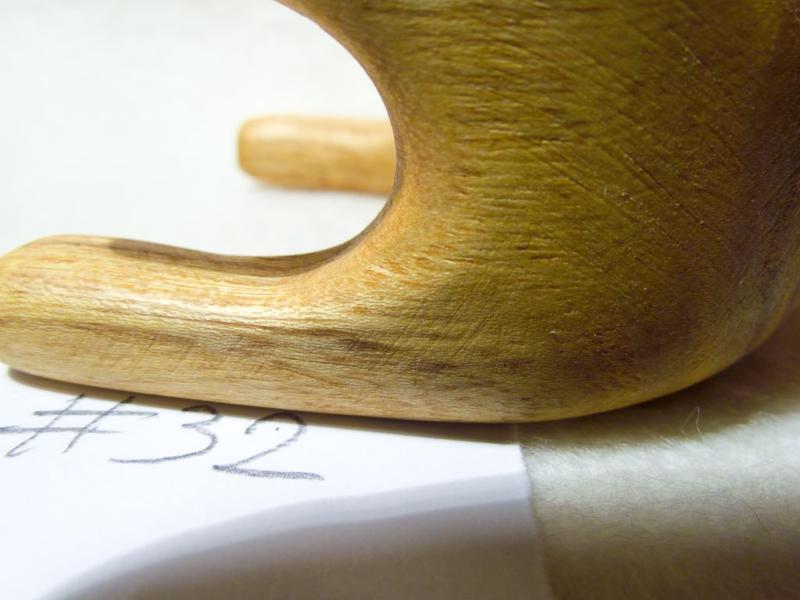 Инструмент для тайского массажа Ток Сен (#32)