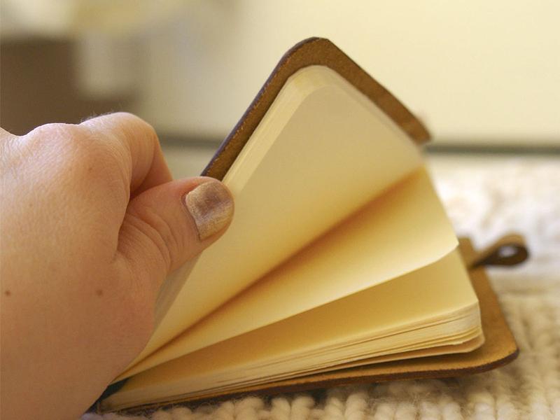 Блокнот из кожи, Гарри Поттер, Карта Марадерс, Записная книжка, Скетчбук, Блокнот с гравировкой