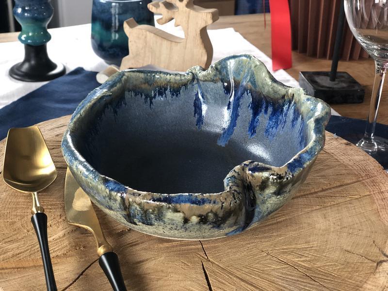 Глубокая тарелка. Д 17 см