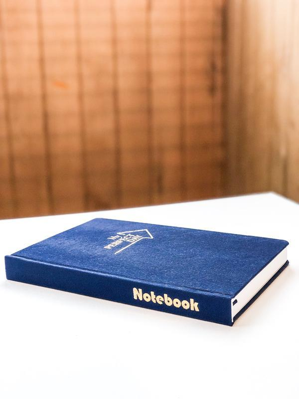 Блокнот Notebook Active My perfect day Сапфир А5 недатированный на год