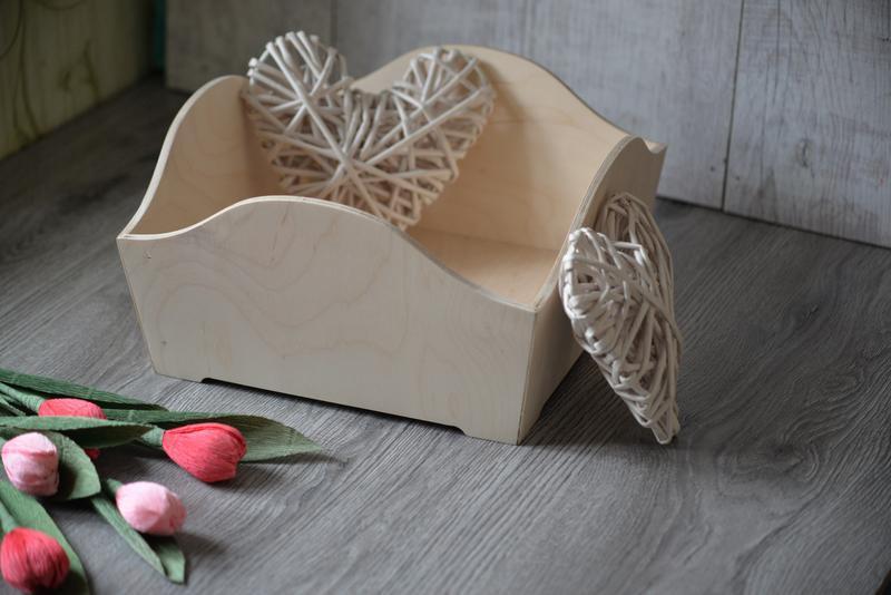 Короб подставка для духов,заготовка для декупажа и росписи