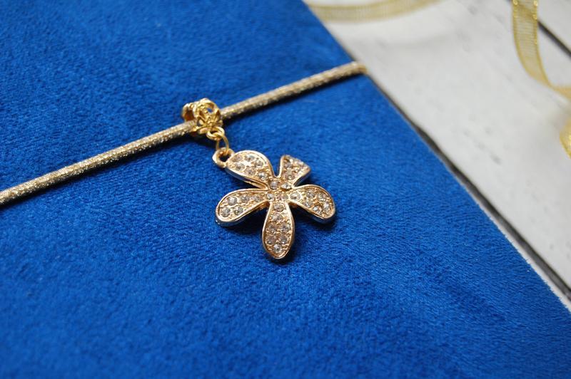 Ежедневник «Сапфировый цветок»