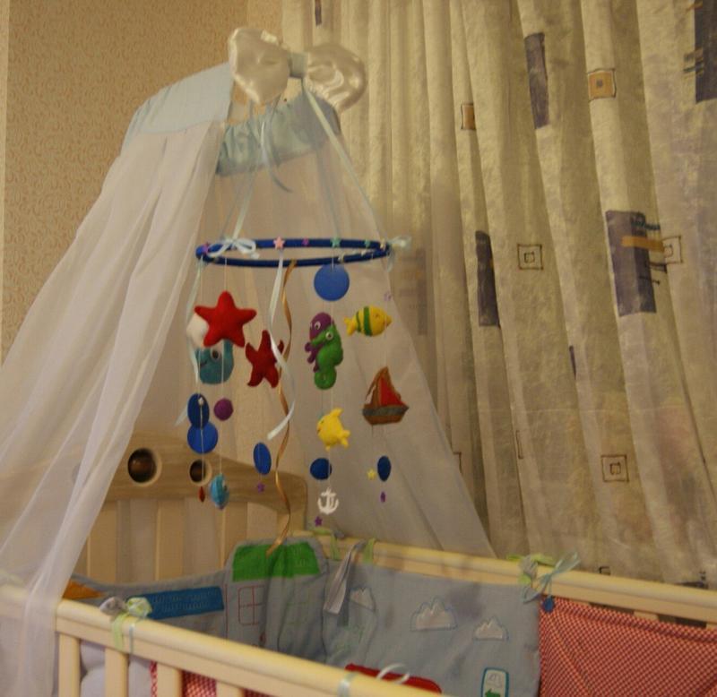 Модуль на детскую кроватку своими руками 89