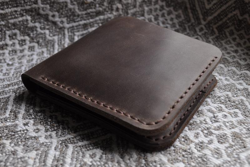 e7d6bf84dc54 Мужской кожаный кошелек. Портмоне кожаное. Классический мужской кошелек.