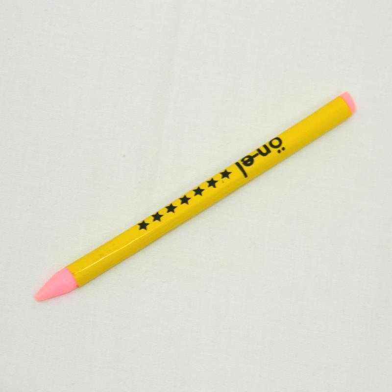 Мел, карандаш для раскроя ткани, розовый