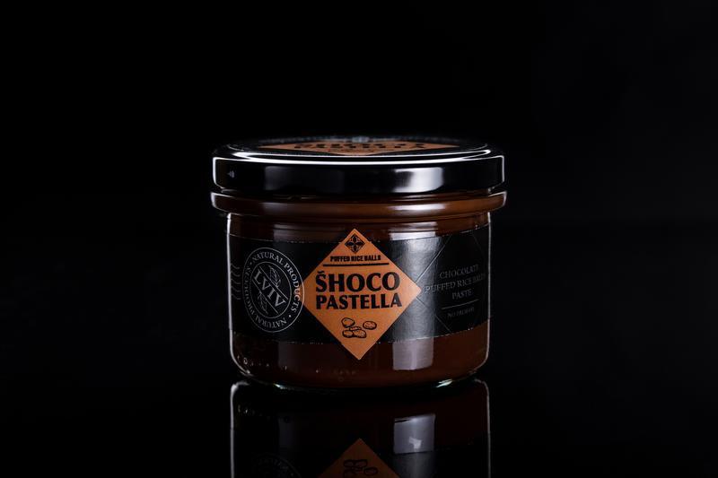 Shoco Pastella/Шокопастела з кранчем (240 грам)