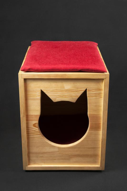 """Домик для кота """"CatHouse"""""""