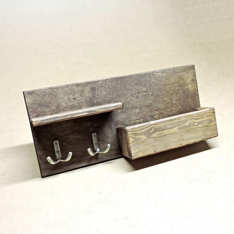 Ключница деревянная Конуи капучино